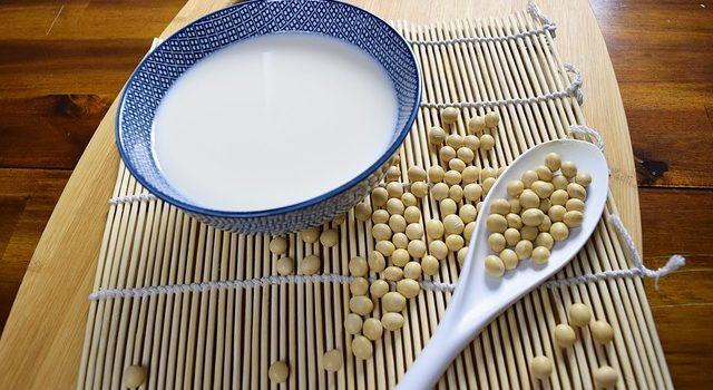 豆乳鍋のアク