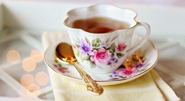 紅茶が冷えると濁る場合がある