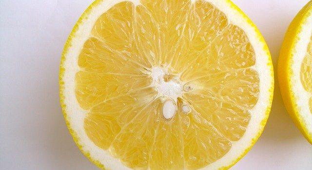 壊血病とレモン